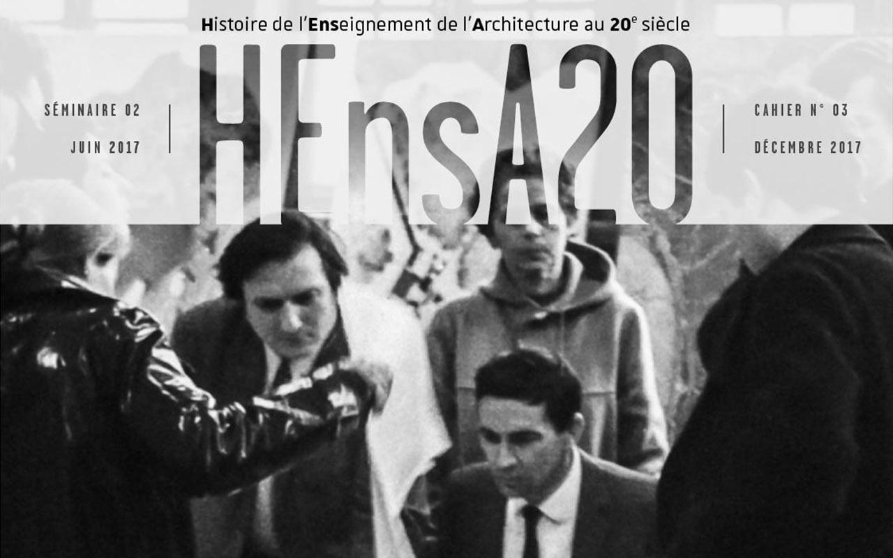 HEnsa20, séminaires à Nantes