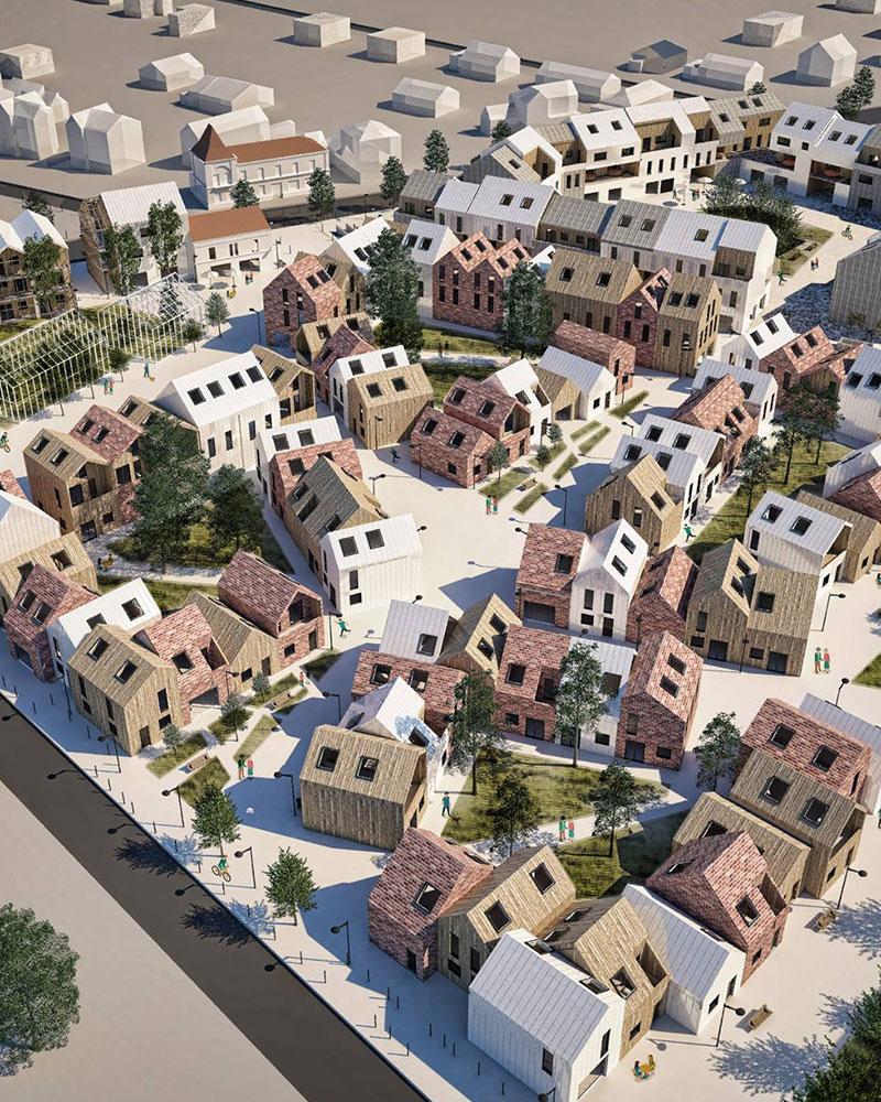 Master villes et environnements urbains