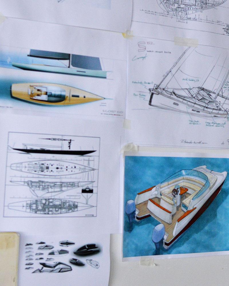 DPEA architecture navale