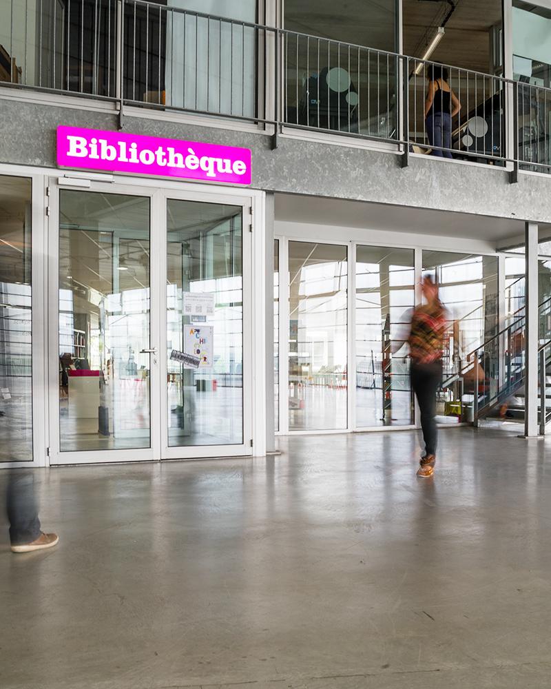 La bibliotheque publique