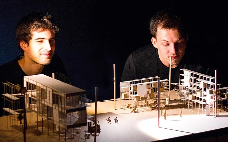 la formation d'architecte