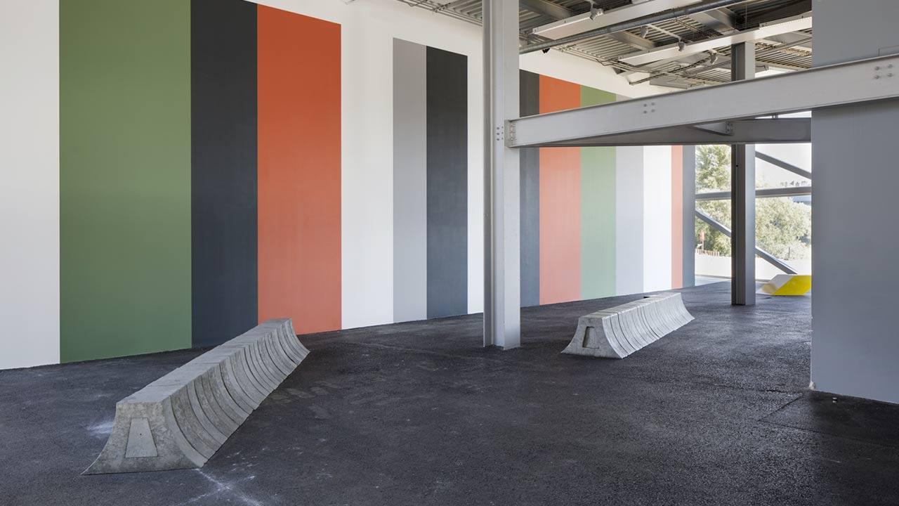 Installation BLOCK Voyage à Nantes