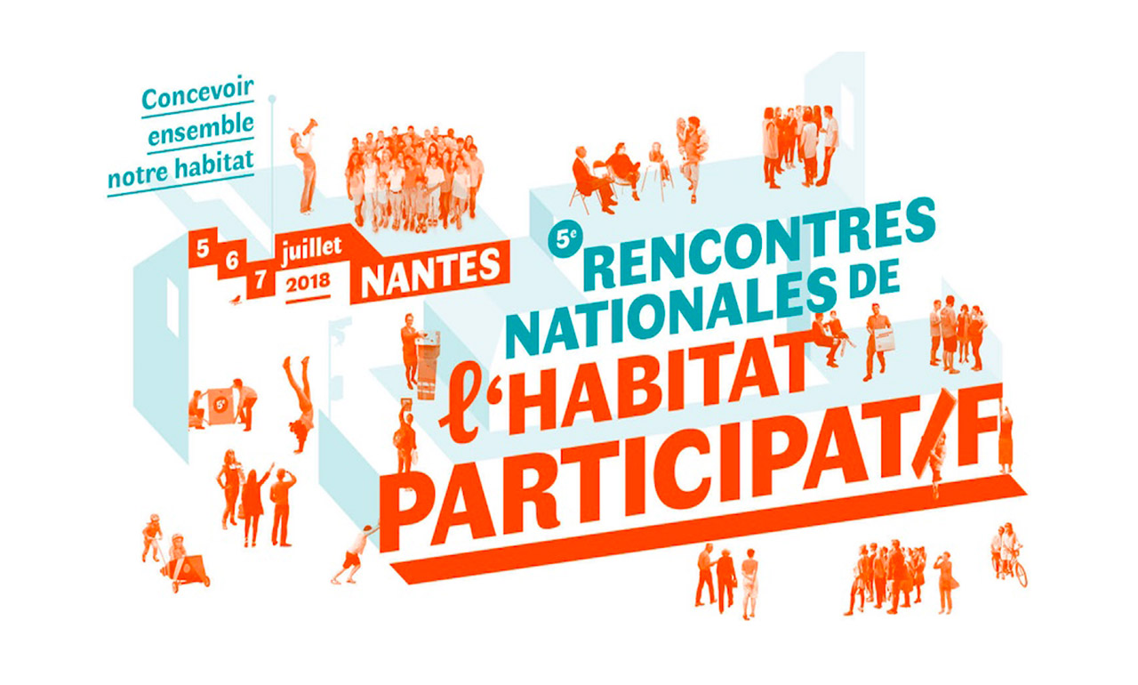 Rencontres nationales de l'habitat participatif