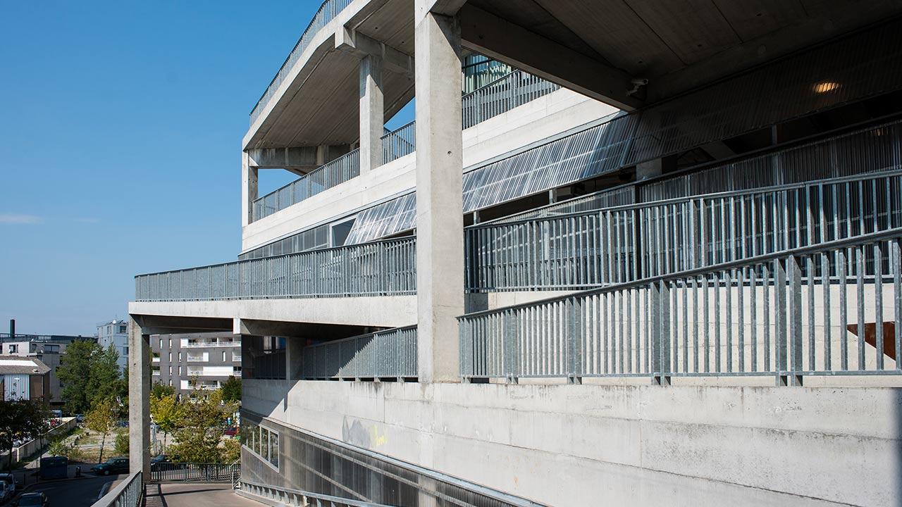 """Lacaton & Vassal et l'ensa Nantes dans l'exposition """"Freespace"""" à la Biennale de Venise 2018"""