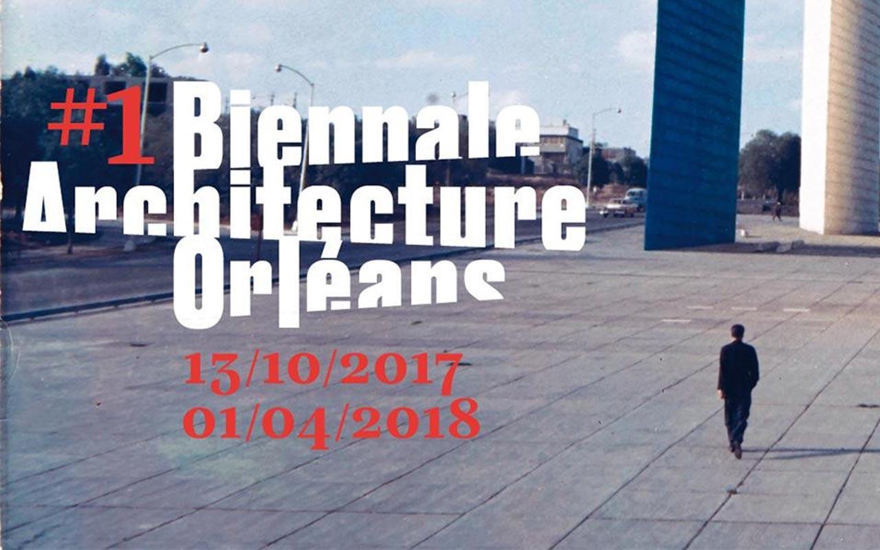 Biennale d'architecture d'Orléans